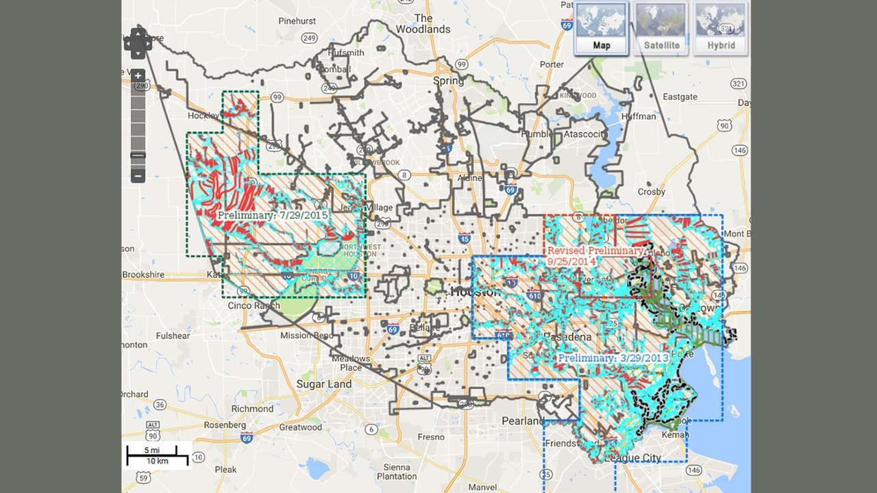 Houston Map Maps Houston Texas Usa
